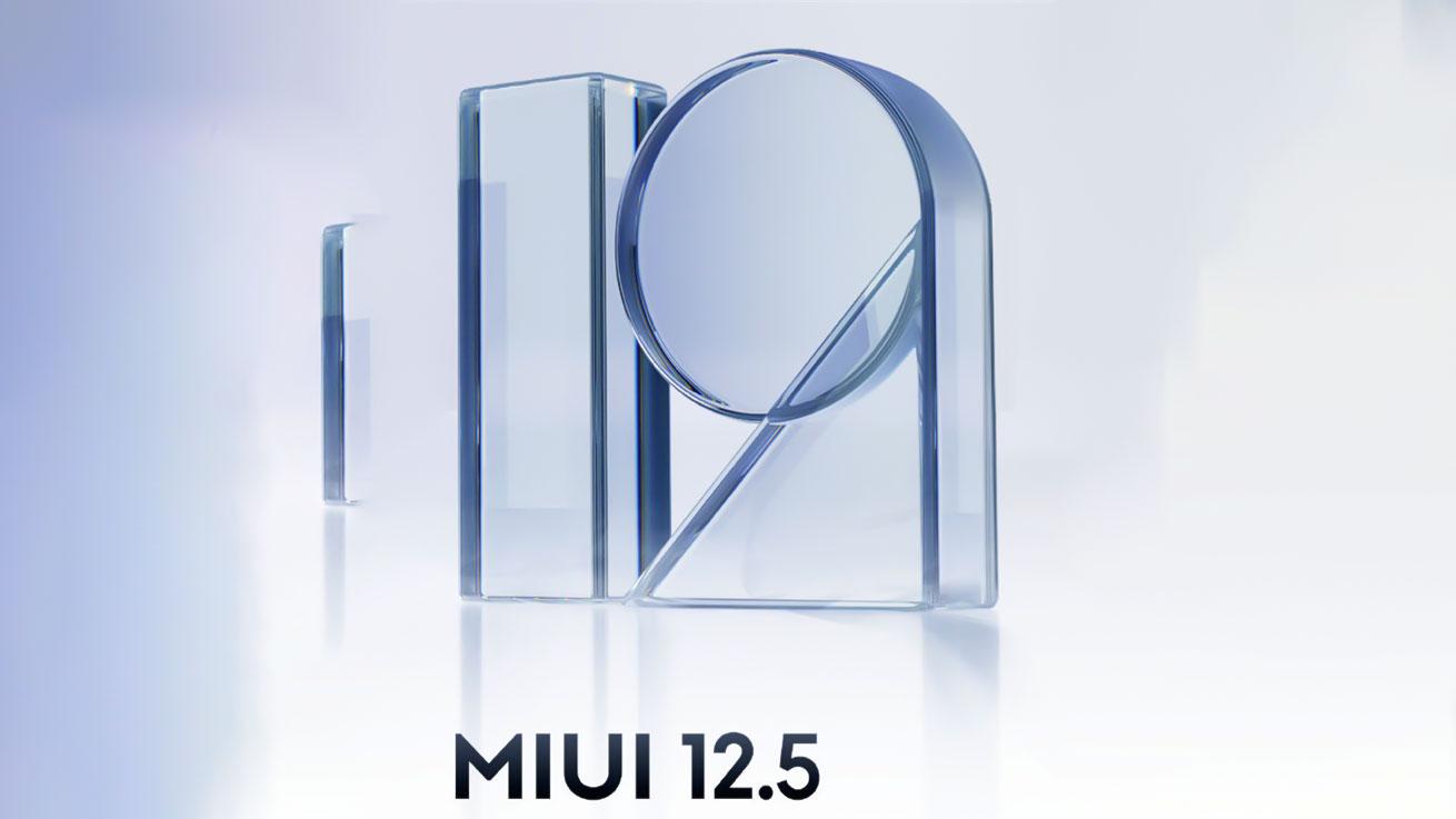 آپدیت MIUI 12.5 شیائومی