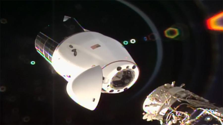 نگاهی به سفر فضاپیمای به روز شده باری SpaceX Dragon به ایستگاه فضایی بینالمللی و برگشت از آن