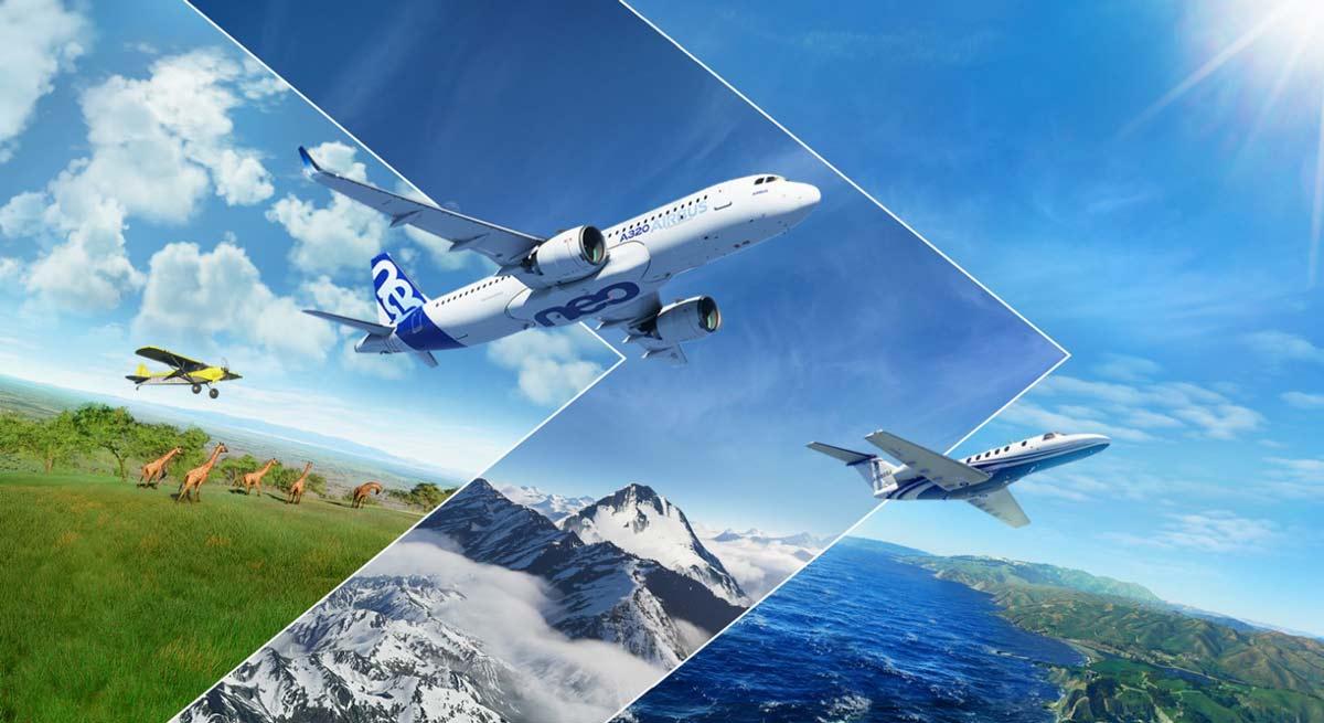 اضافه شدن قابلیت VR به بازی Microsoft Flight Simulator در PC