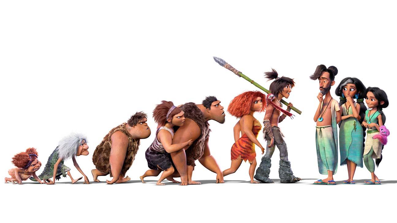 صداپیشگان انیمیشن خانواده کرود (The Croods) ۲۰۲۰ چه کسانی اند؟