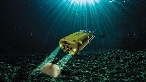 ساب در حال ساخت ربات زیردریایی برای برنامه ضد مین انگلیس-فرانسه است