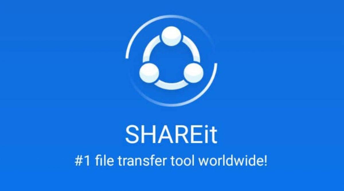 برنامه انتقال فایل ShareIt