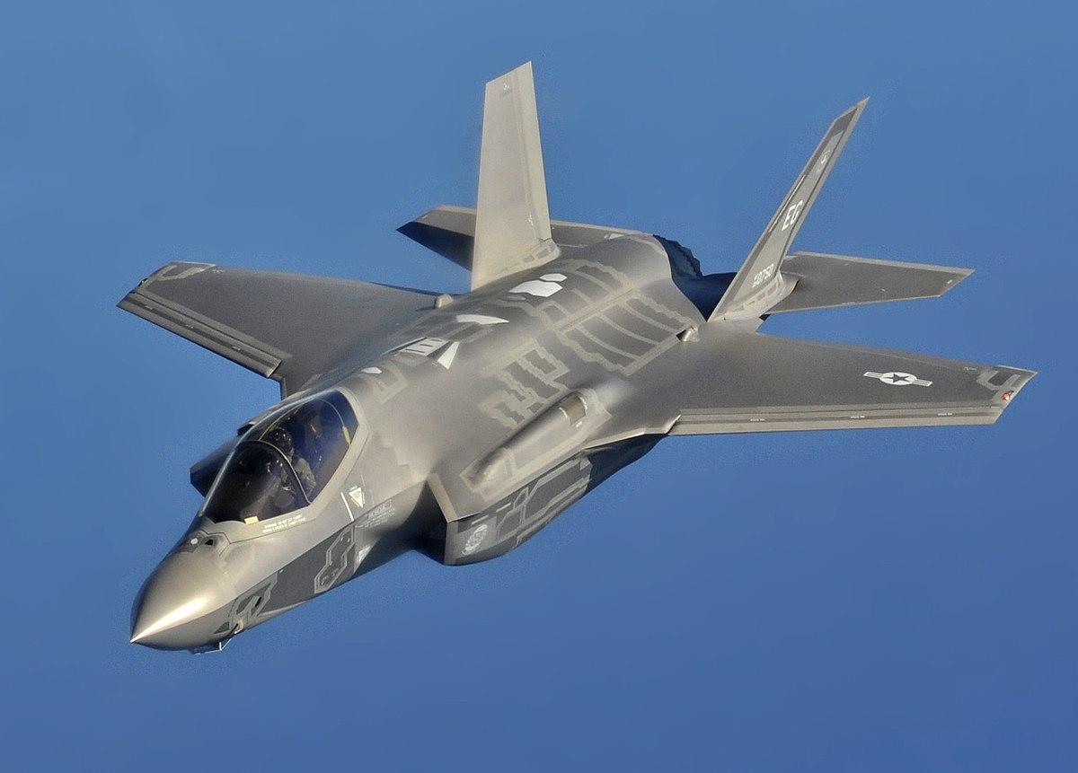جنگنده نسل پنجمی F-35