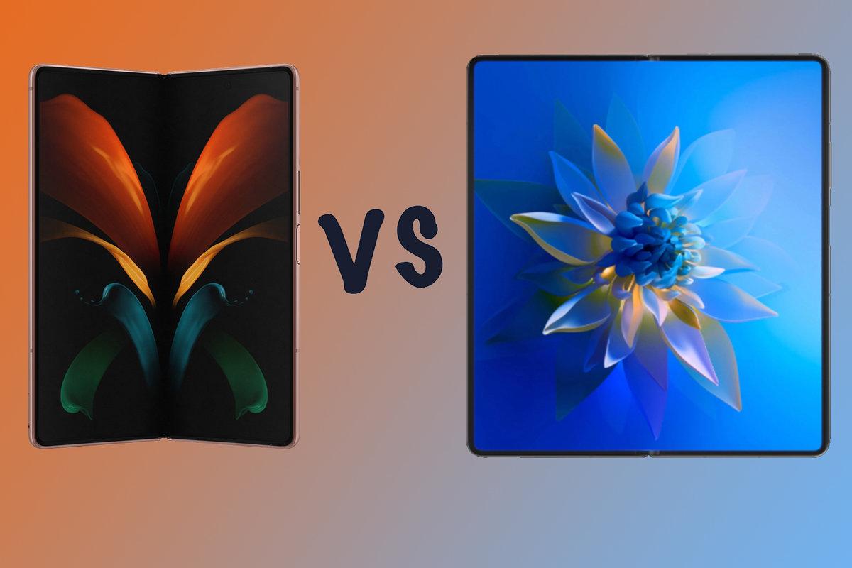 مقایسه Mate X2 هوآوی با Galaxy Z Fold 2 سامسونگ