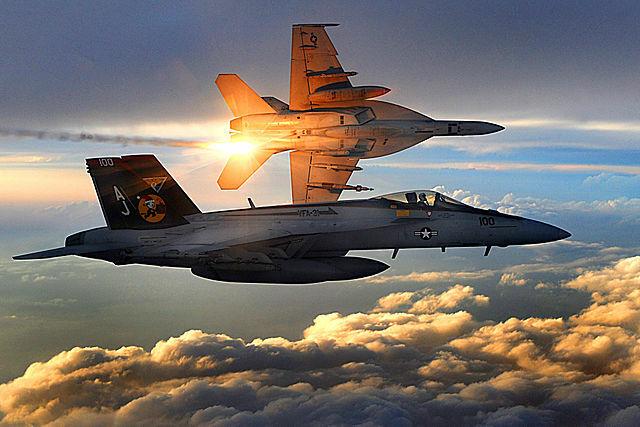 ده جنگنده گران قیمت جهان - F-18 Super Hornet