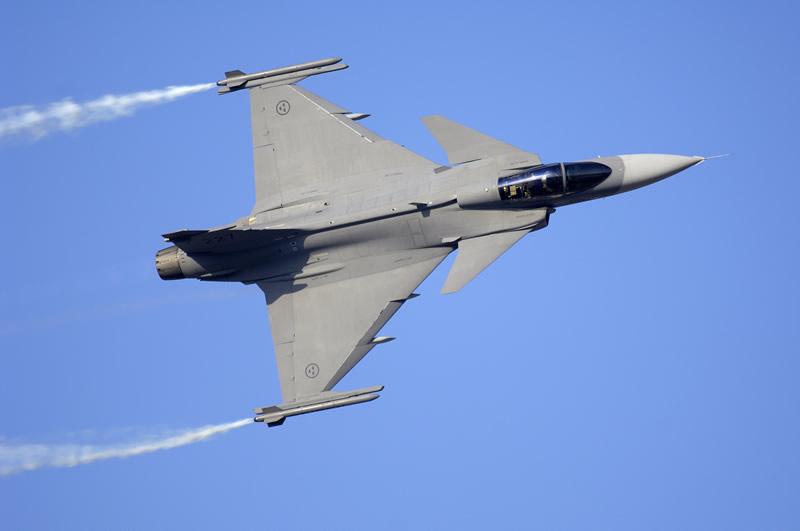 ده جنگنده گران قیمت جهان - Jas 39 Gripen