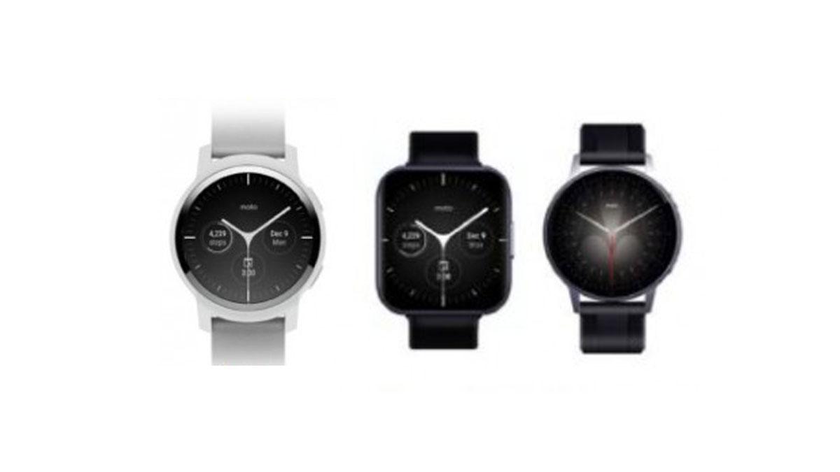 بازگشت موتورولا به بازار ساعت هوشمند با ۳ ساعت در سال ۱۴۰۰