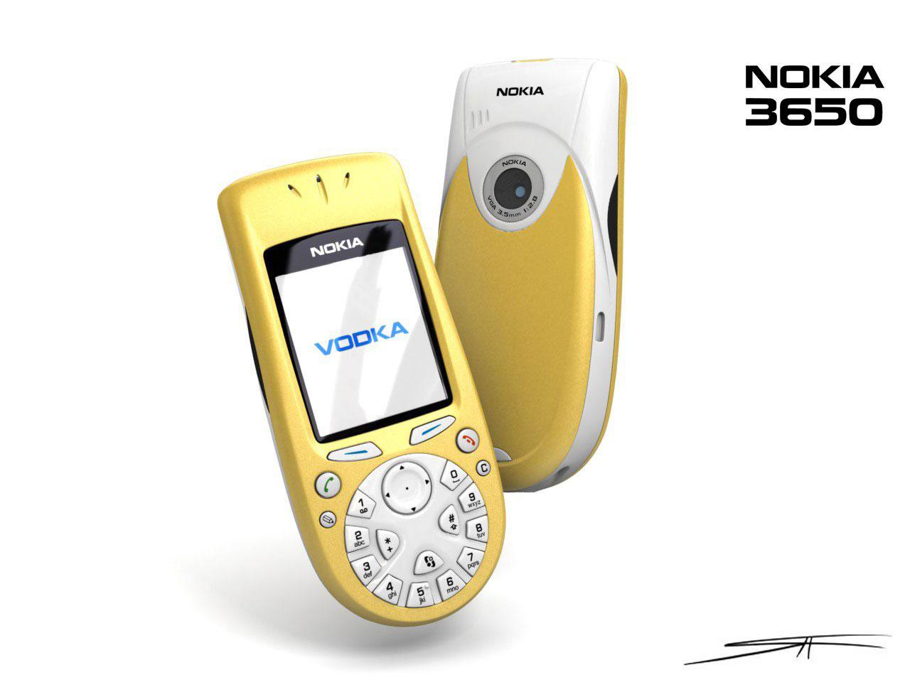 نوکیا ۳۶۵۰