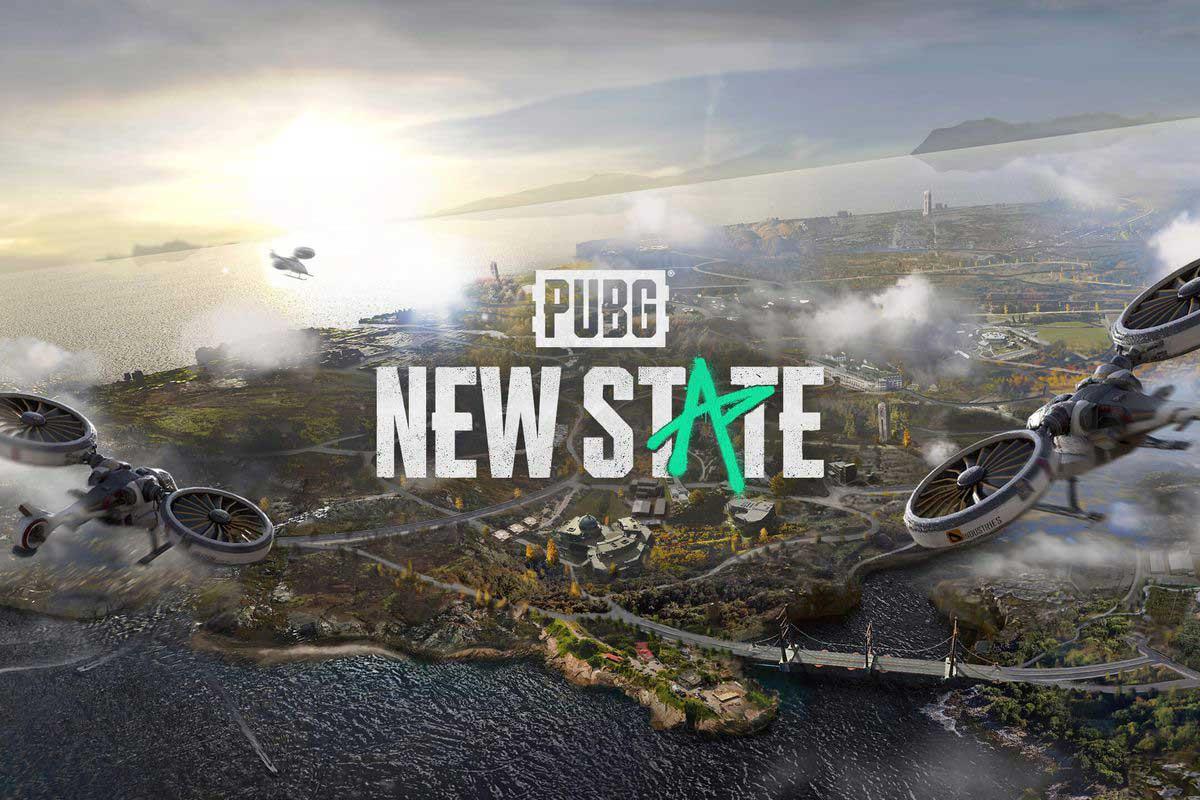 بازی PUBG: NEW STATE