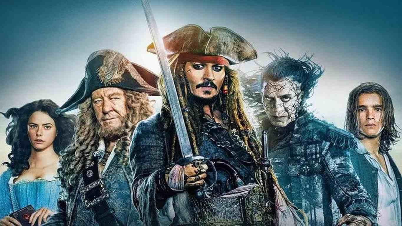 سری جدید دزدان دریایی کارائیب