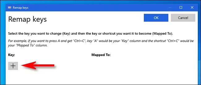 تغییر عملکرد کلیدها و میانبرها در ویندوز ۱۰