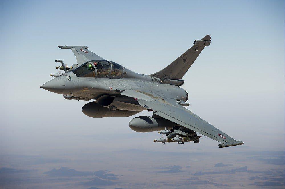 ده جنگنده گران قیمت جهان - Rafale
