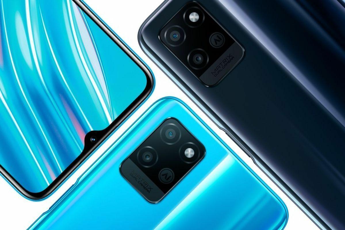 گوشی 5G ارزان Realme V11 با تراشه مدیاتک Dimensity 700 به قیمت ۱۸۵ دلار معرفی شد