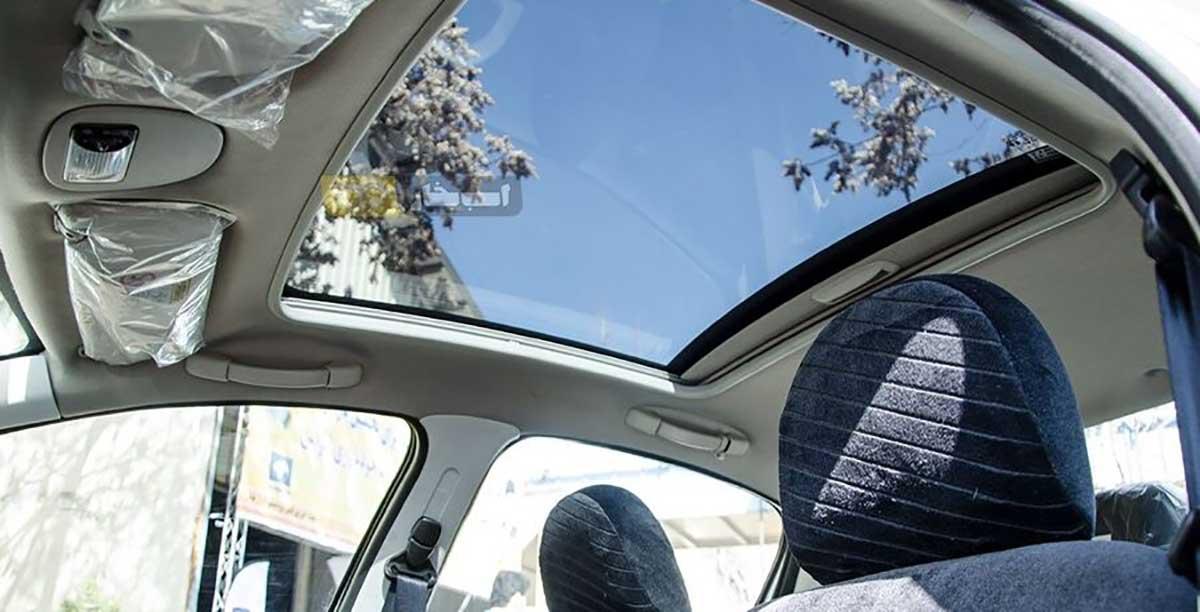 سقف شیشه ای رانا پلاس پانوراما