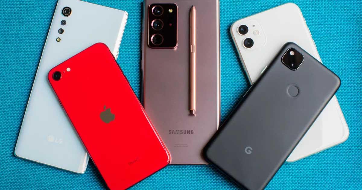 چند نفر در سراسر دنیا گوشی هوشمند دارند؟
