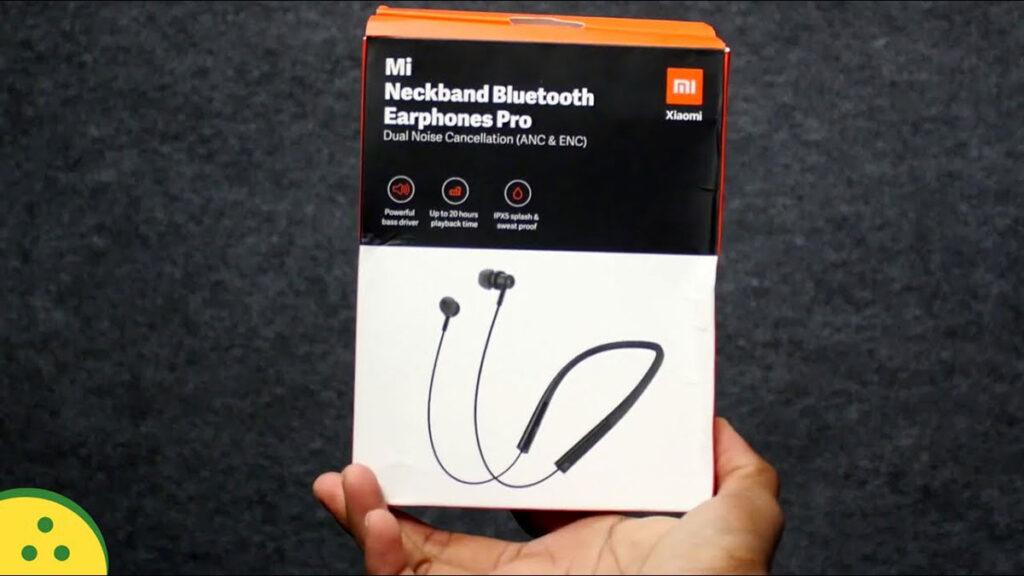 هندزفری دورگردنی شیائومی Mi Neckband Bluetooth Earphones Pro