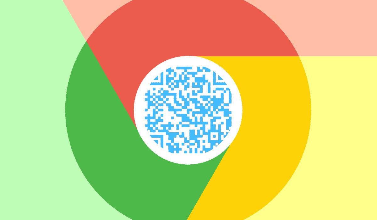 چگونه آدرس صفحات اینترنتی را به صورت بارکد در گوگل کروم به اشتراک بزاریم؟