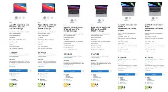امتیاز تعمیر پذیری مک بوک های اپل