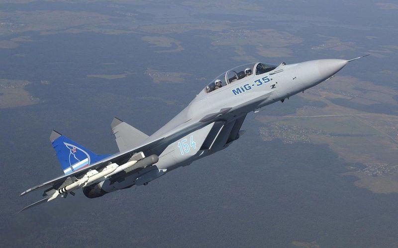 ده جنگنده گران قیمت جهان - MiG-35
