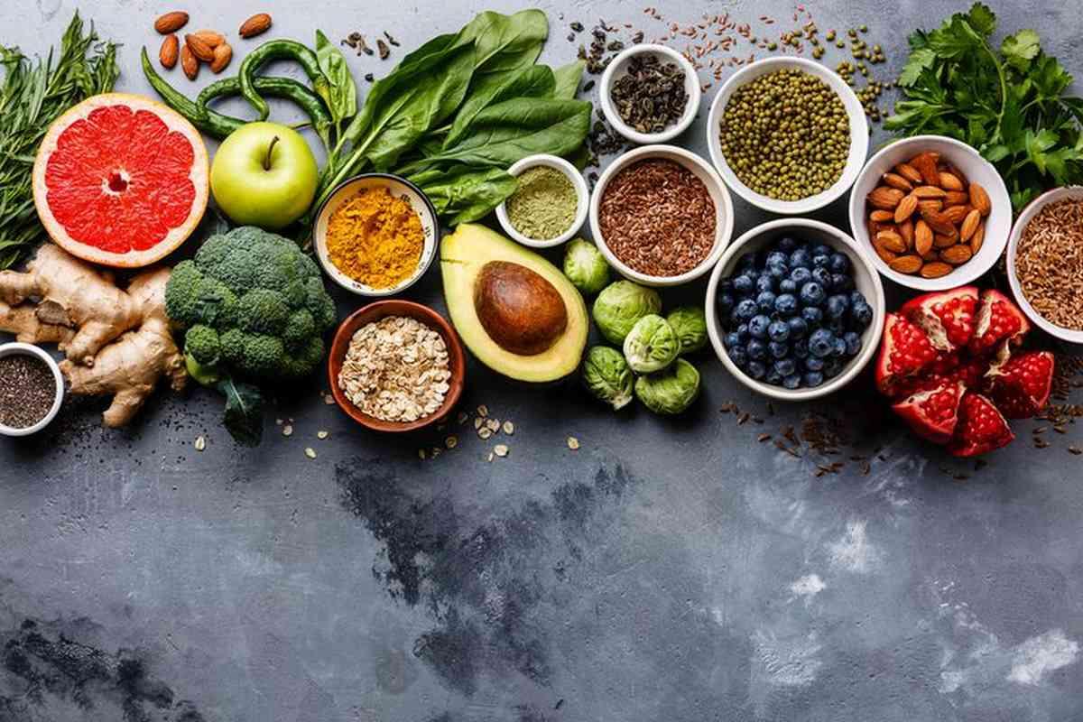 غذای مناسب برای لاغری و کاهش وزن