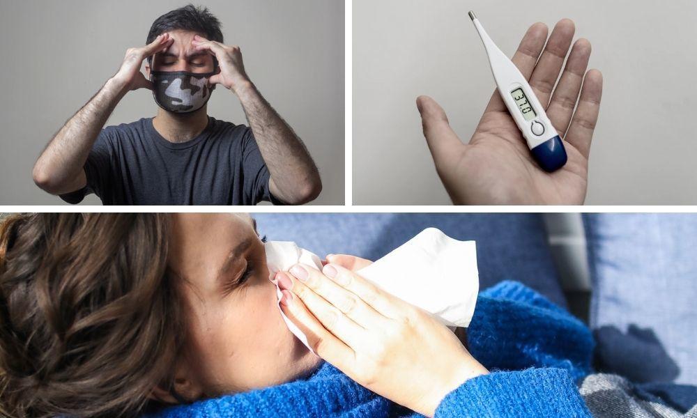 علائم نیپا ویروس