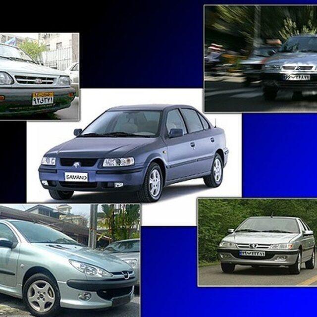 کیفیت خودروهای داخلی