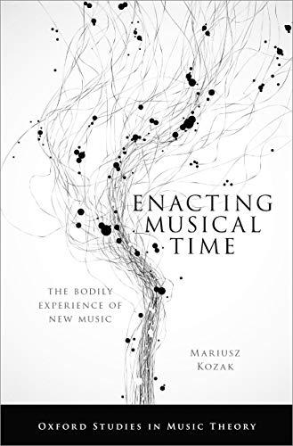 کتاب Enacting Musical Time