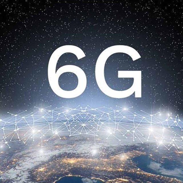 توسعه شبکه 6G