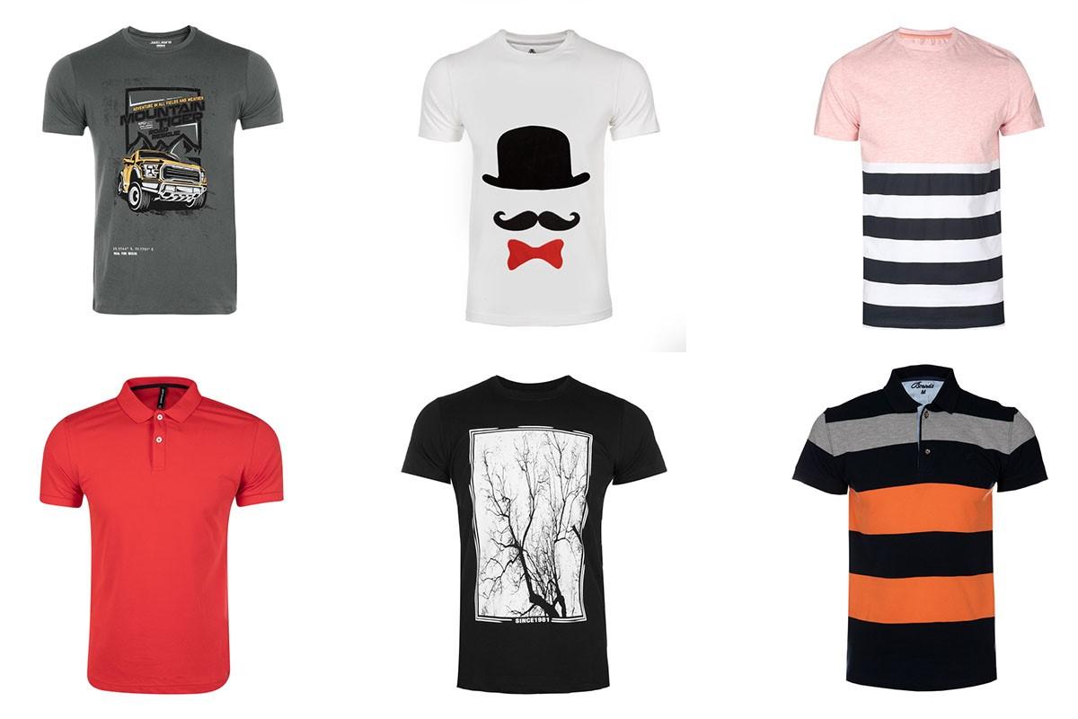 هنگام خرید تیشرت مردانه به چه نکاتی باید توجه کنیم؟