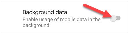 مرحله پایانی قطع دسترسی برنامه ها به اینترنت گوشی
