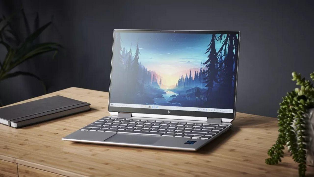 اچ پی Spectre x360 13 با پردازنده Intel Core i7-1165G7 معرفی شد