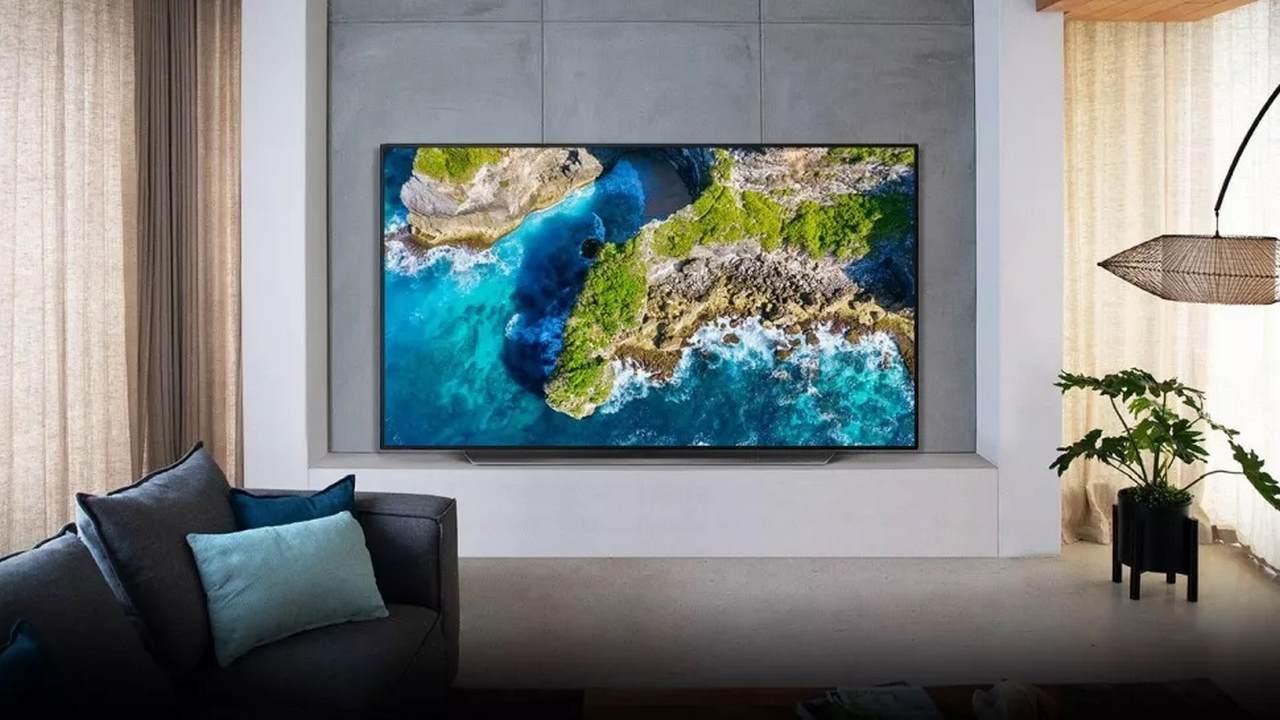 بهنرین تلویزیون های ۲۰۲۱ - ال جی CX OLED
