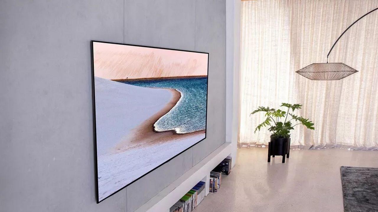 بهترین تلویزیون های ۲۰۲۱ - ال جی GX Gallery Series
