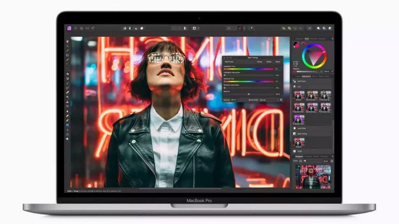 مک بوک پرو ۲۰۲۰ اپل با تراشه اپل M1 معرفی شد