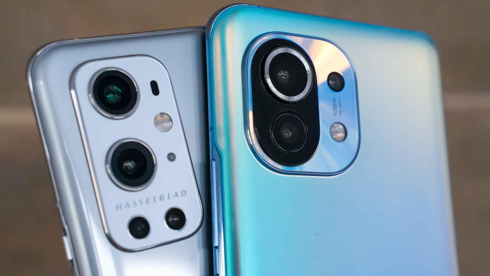 برآمدگی دوربین گوشی های هوشمند