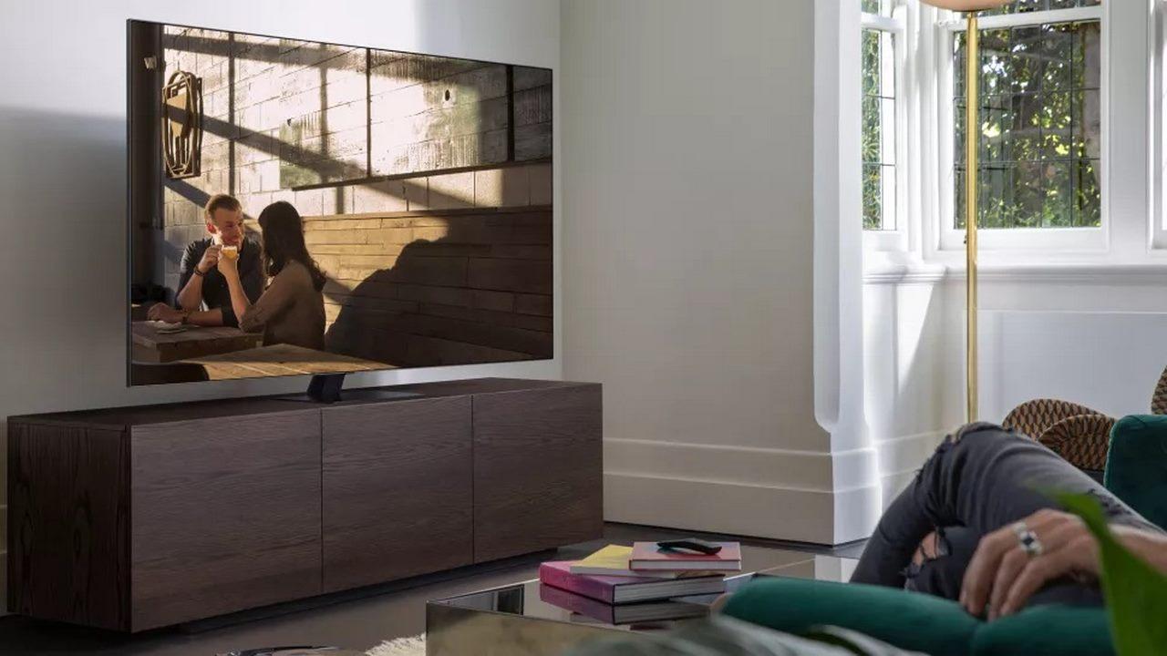 بهترین تلویزیون های ۲۰۲۱ - سامسونگ Q80T QLED
