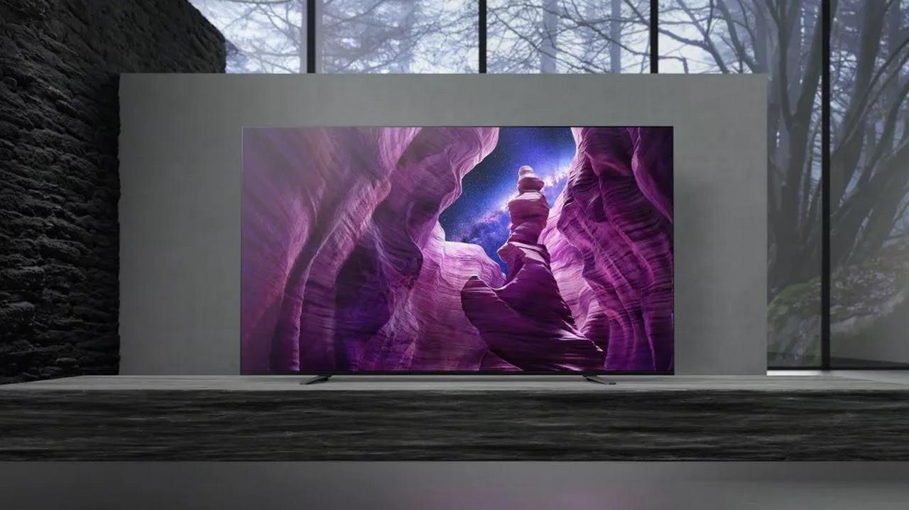 بهترین تلویزیون های ۲۰۲۱ - سونی A8H OLED