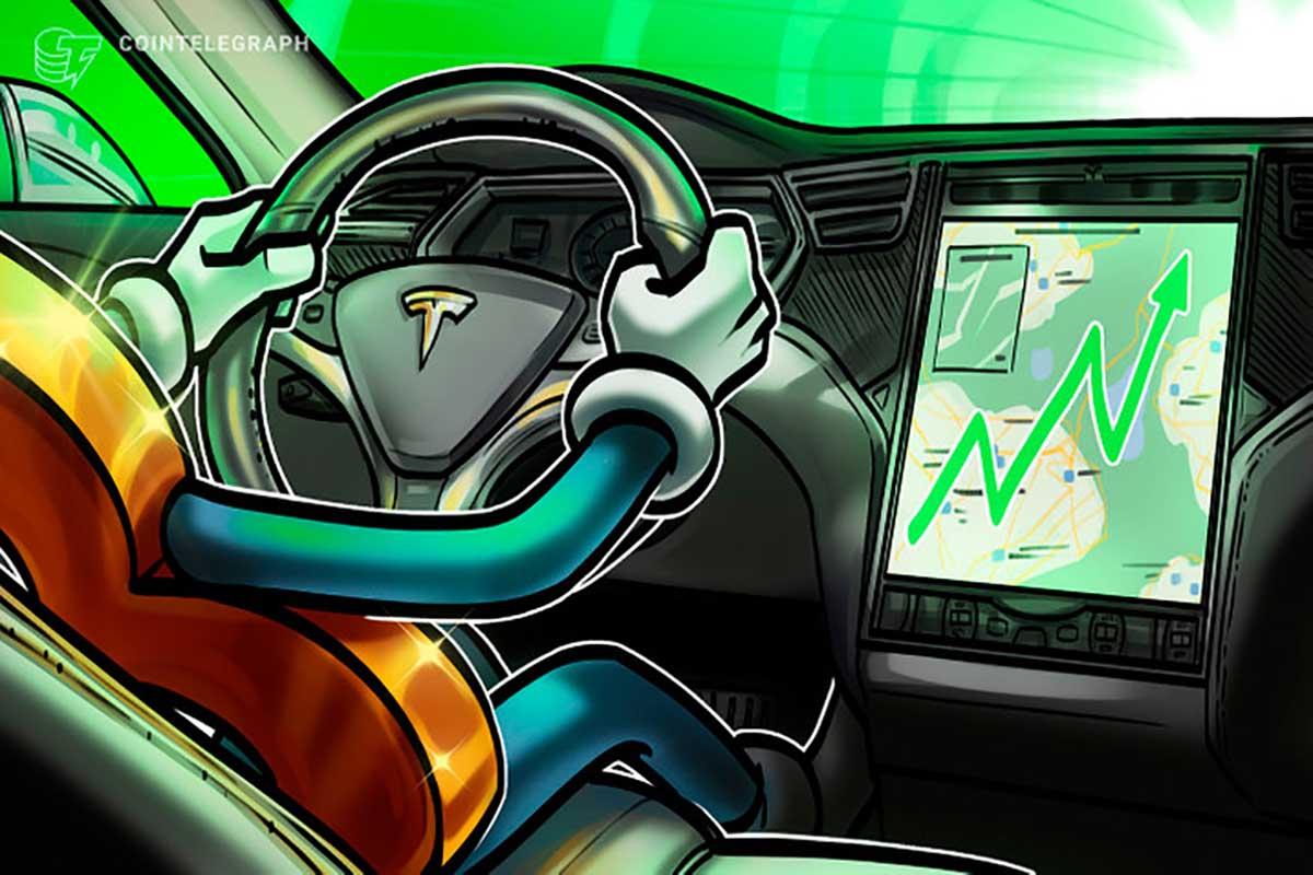 خرید خودرو تسلا با بیت کوین از امروز آغاز می شود