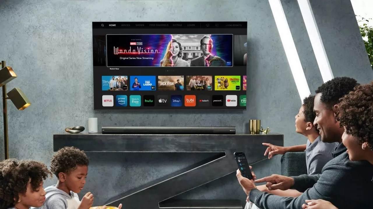 بهترین تلویزیون های ۲۰۲۱ - ویزیو P-Series Quantum