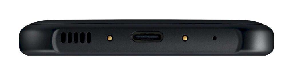 پورت شارژر USB C همراه با پین های جانبی
