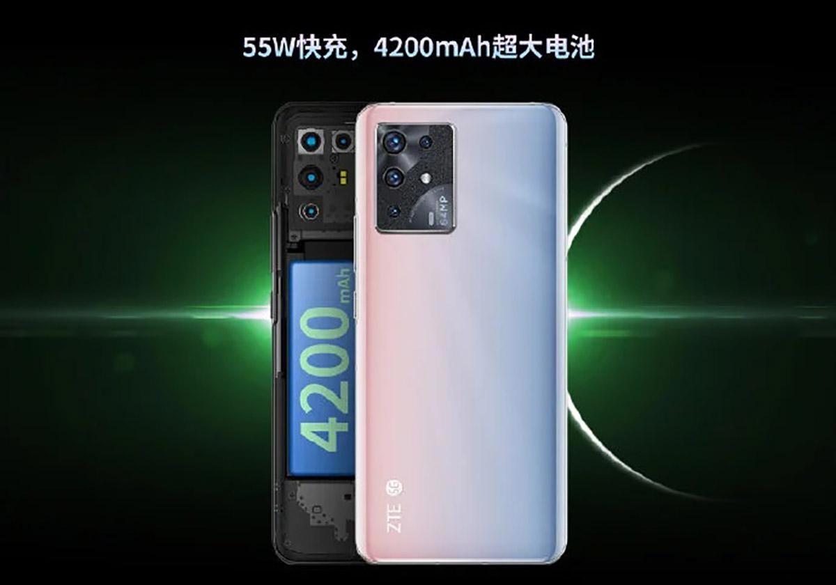 گوشی ZTE S30 پرو با نمایشگر ۱۴۴ هرتزی و باتری ۴۲۰۰ میلی آمپری معرفی می شود
