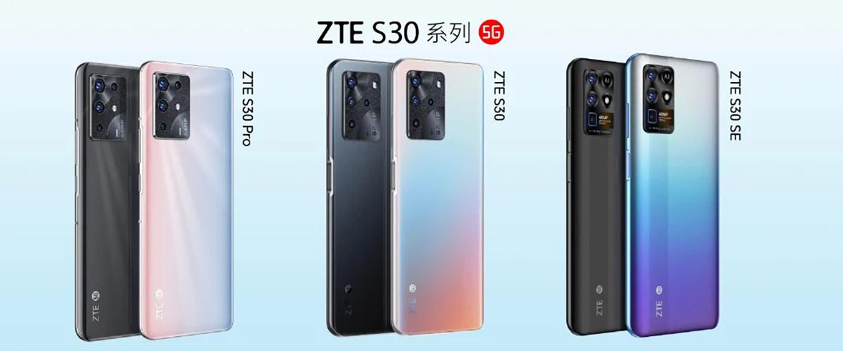 سری ZTE S30