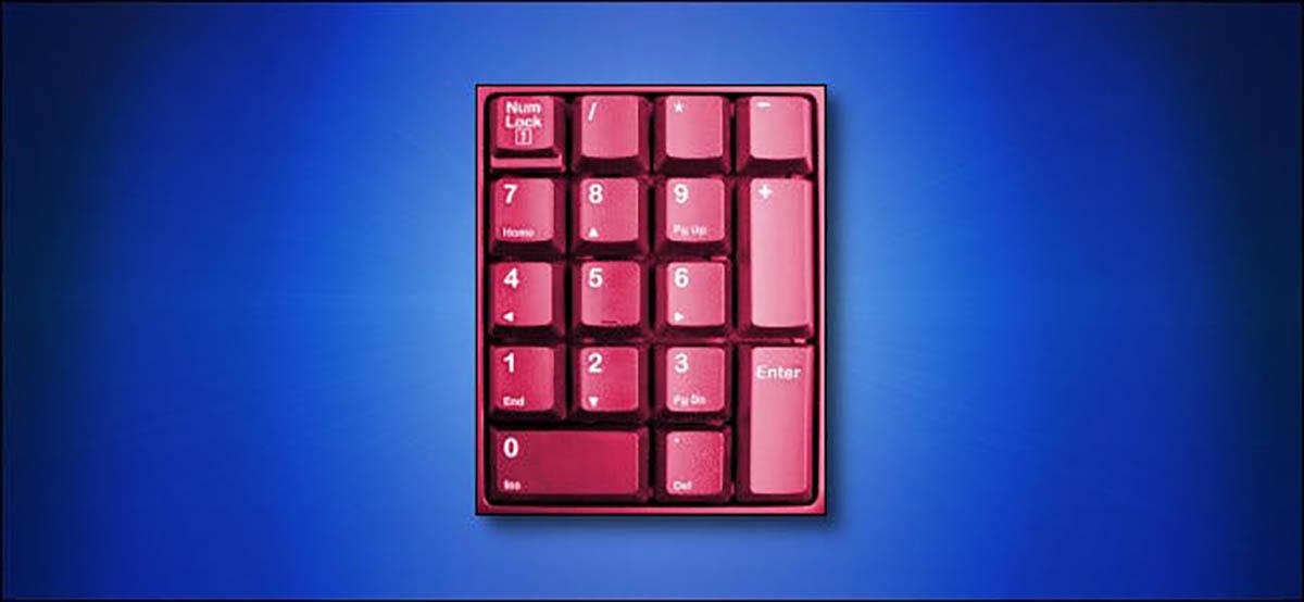 تاریخچه پیدایش کیبورد عددی یا NUMpad در کامپیوتر ها
