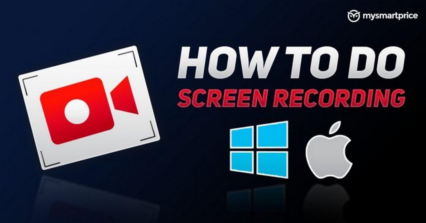 ضبط صفحه نمایش در ویندوز ۱۰ و مک