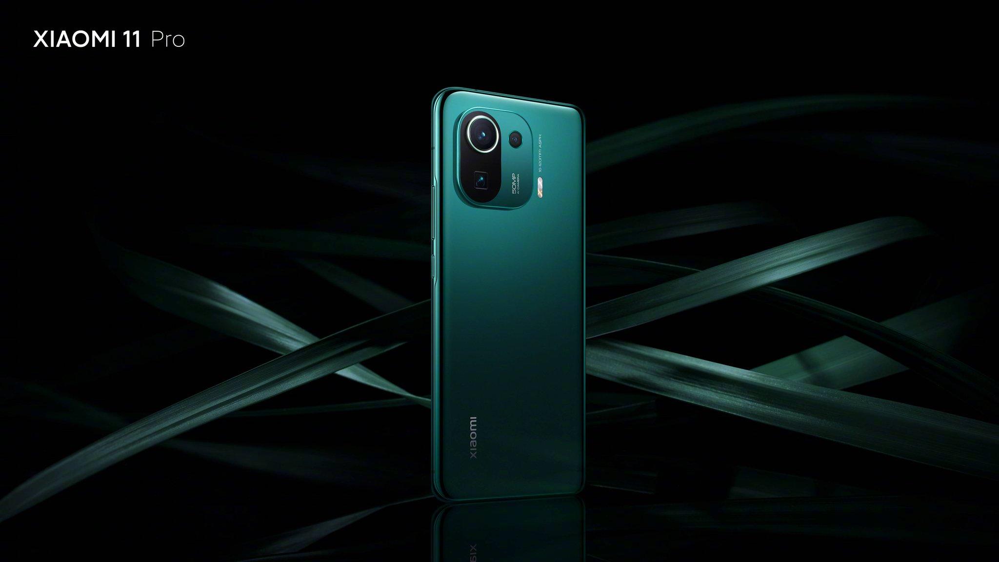می ۱۱ پرو شیائومی با بزرگ ترین سنسور دوربین موبایل رسما معرفی شد