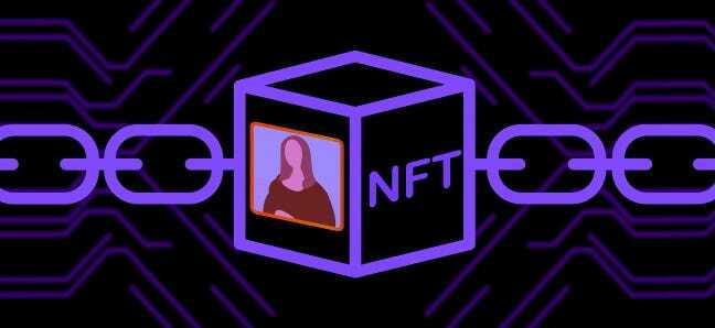 توکن NFT