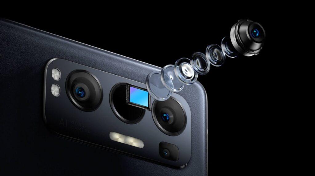 دوربین اوپو Find X3 Neo
