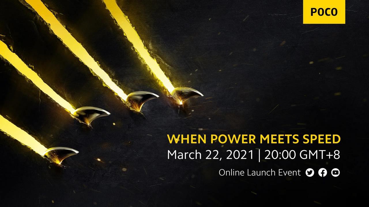 مراسم معرفی پوکو X3 Pro و پوکو F3 Pro دوم فروردین برگزار خواهد شد