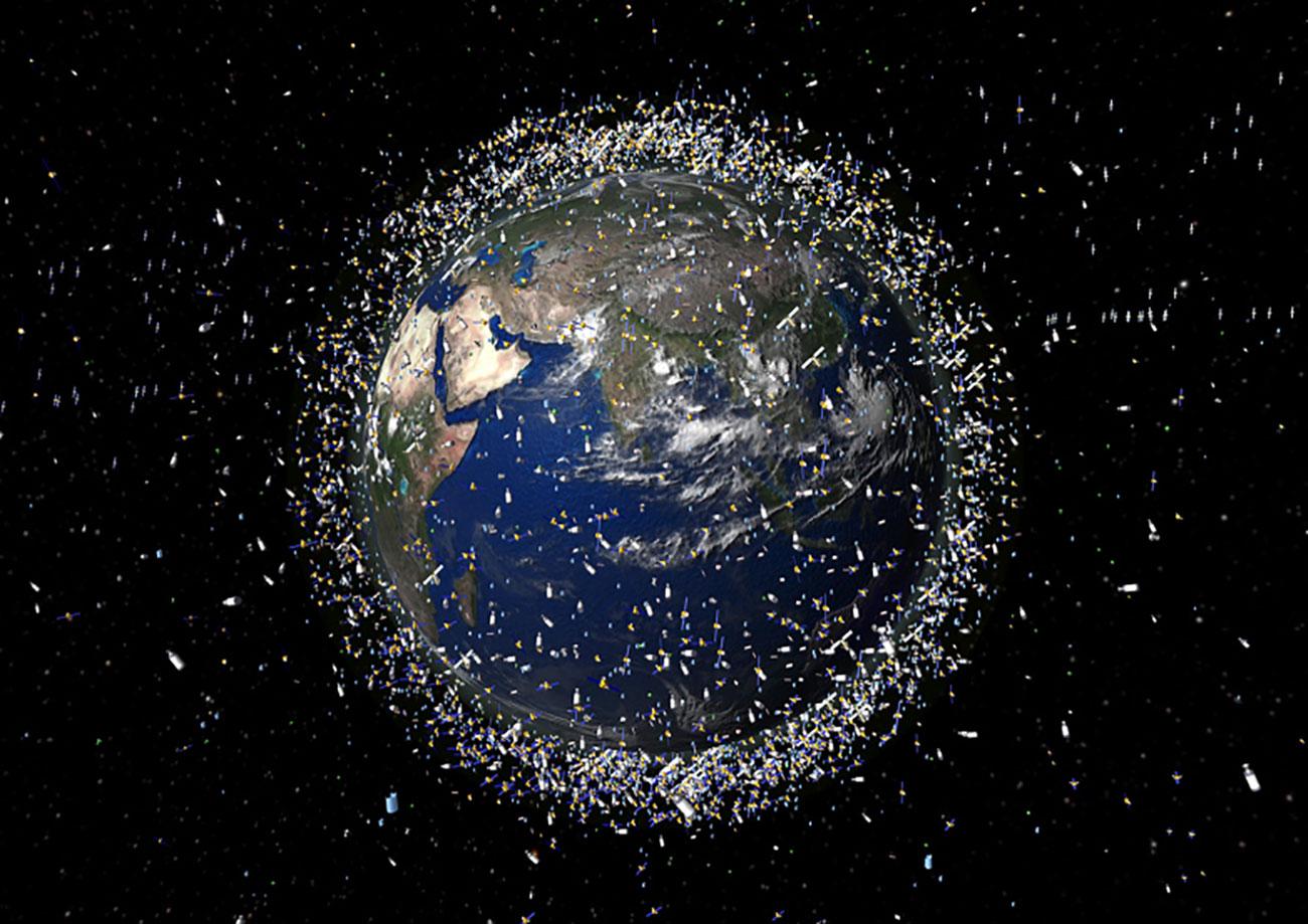 توافقنامه ناسا با SpaceX برای جلوگیری از برخورد چند هزار ماهواره در فضا