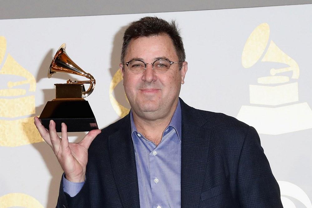 وینس گیل از برندگان جایزه گرمی ۲۰۲۱